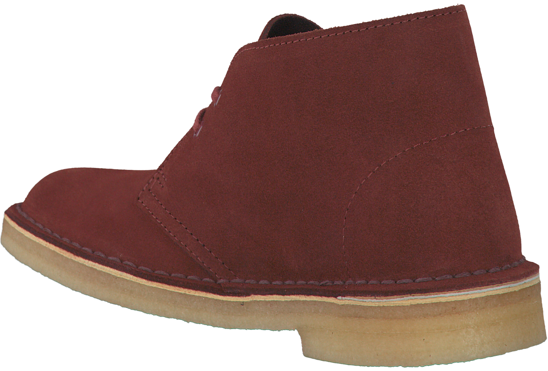 Bordeaux-rouge Chaussures Clarks ufGS0TLZ6j