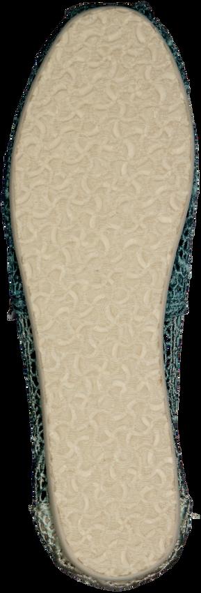blauwe TOMS Espadrilles CROCHET  - larger