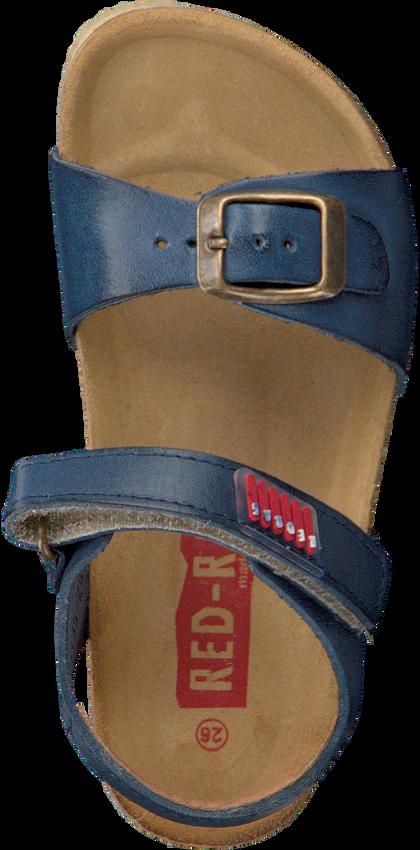 Blauwe RED-RAG Sandalen 19135  - larger