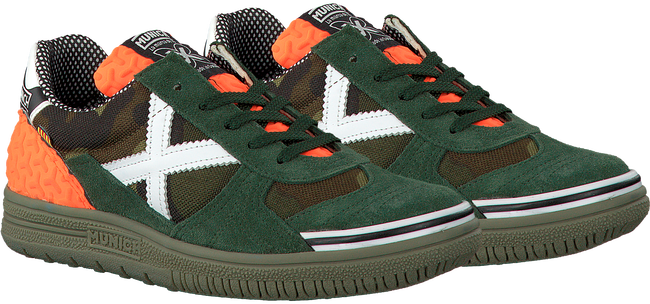 Groene MUNICH Sneakers G3 KID - large