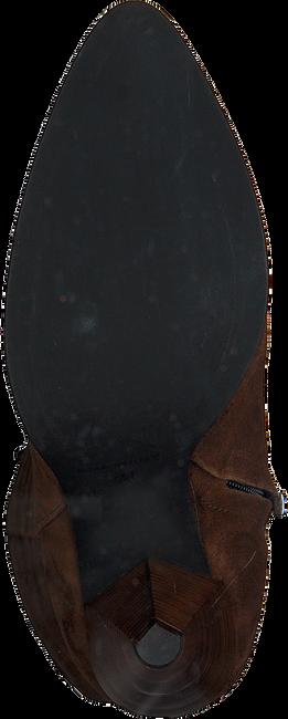 Cognac NOTRE-V Lange laarzen DUNA1M\G  - large