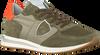 Groene PHILIPPE MODEL Lage sneakers TRPX L U  - small