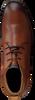 Cognac OMODA Veterschoenen MINFUSA606 04 - small