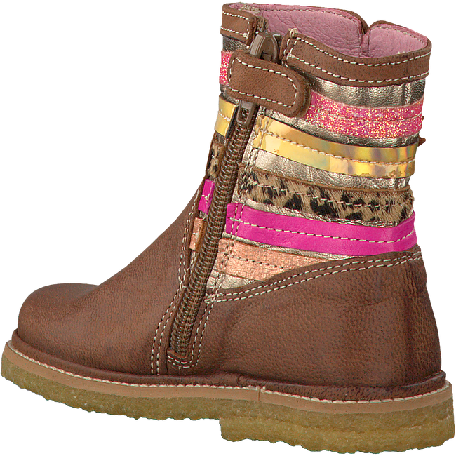 Bruine SHOESME Lange laarzen BC7W048  - large