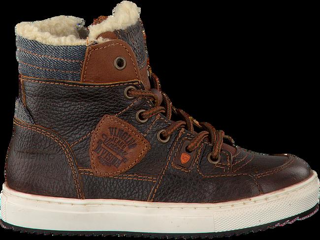 Bruine VINGINO Sneakers SIL MID FUR  - large