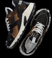 Zwarte VIA VAI Lage sneakers ZAIRA  - medium