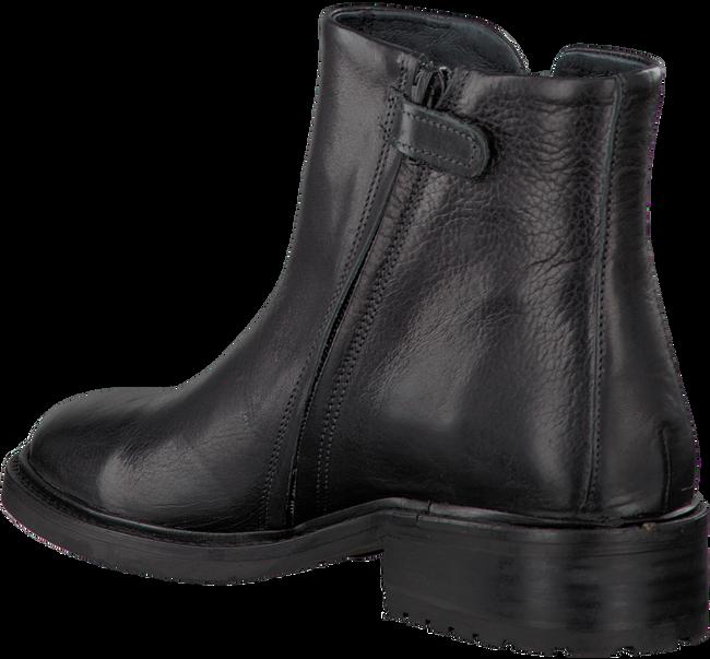 Zwarte HIP Enkellaarsjes H1522  - large