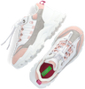 Witte BENETTON Lage sneakers MOTION MX COLORS  - small