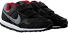 Zwarte NIKE Sneakers MD RUNNER JONGENS  - small