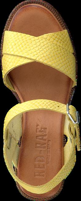 Gele RED-RAG Sandalen 79174  - large
