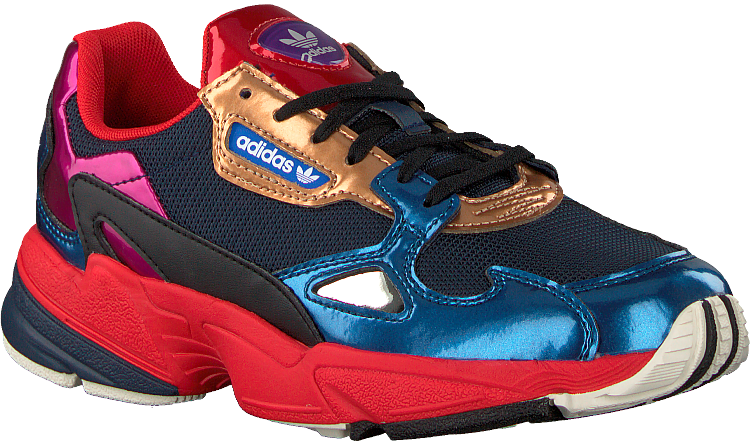 048a8715f69 Blauwe ADIDAS Sneakers FALCON WMN. ADIDAS. Previous