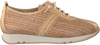Beige HISPANITAS Lage sneakers RHV00017 KIOTO  - small
