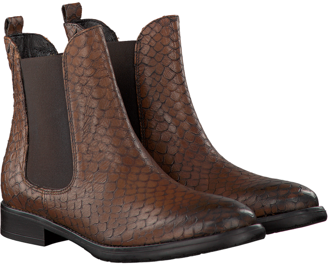 Cognac OMODA Chelsea boots 051.903  - large