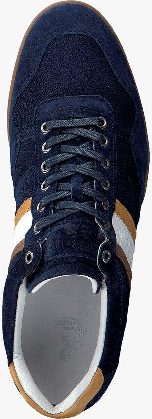 Blauwe CYCLEUR DE LUXE Lage sneakers CRASH  - larger