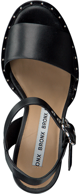 Zwarte BRONX Sandalen HAYDEN - large