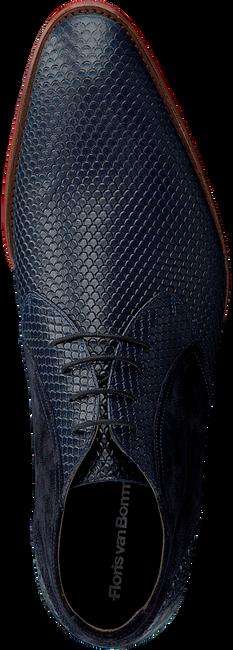Blauwe FLORIS VAN BOMMEL Nette schoenen 20104  - large