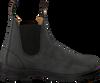 Grijze BLUNDSTONE Chelsea boots CLASSIC DAMES  - small