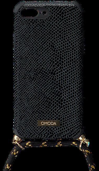 Zwarte OMODA Telefoonkoord 7+/8+ IPHONE KOORD  - large
