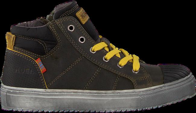 Groene KOEL4KIDS Hoge sneaker KO896-AL-03  - large