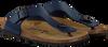 blauwe WARMBAT Slippers SCHLOBBERG BIO CHAMPION BF  - small