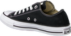 Zwarte CONVERSE Sneakers CHUCK TAYLOR ALL STAR OX DAMES - small