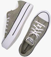 Groene CONVERSE Lage sneakers CHUCK TAYLOR ALL STAR LIFT OX  - medium