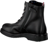 Zwarte TOMMY HILFIGER Veterboots T4A5-30068 - small