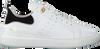 witte NUBIKK Sneakers ROX WMN  - small
