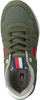 Groene TOMMY HILFIGER Sneakers LOW CUT LACE UP SNEAKER  - small
