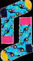 Blauwe HAPPY SOCKS Sokken MONKEY  - medium