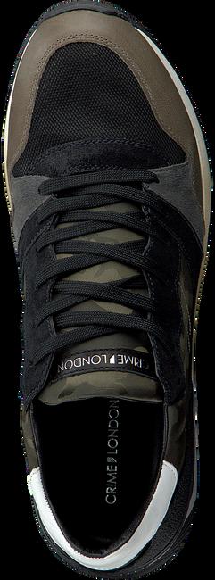 Groene CRIME LONDON Sneakers 11801 - large