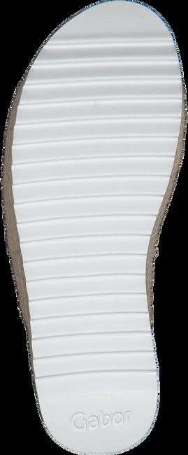 Gouden GABOR Slippers 729 - large