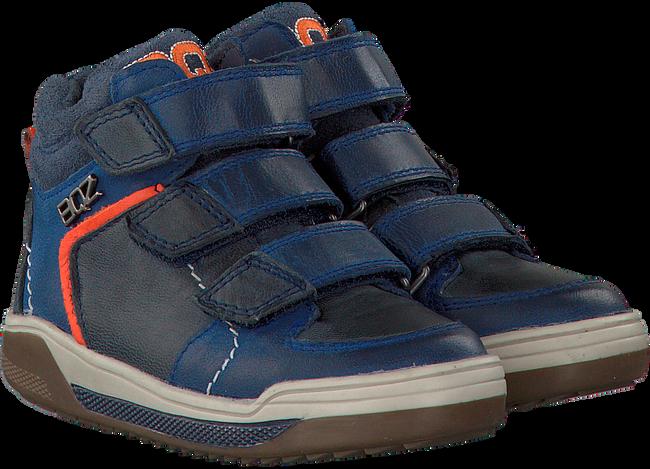 Blauwe BRAQEEZ Sneakers 417850  - large