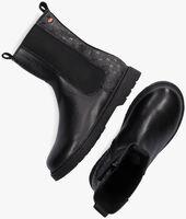Zwarte MEXX Chelsea boots HIXX  - medium