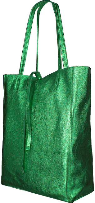 Groene TOSCA BLU SHOES Shopper SS1811S301 - large