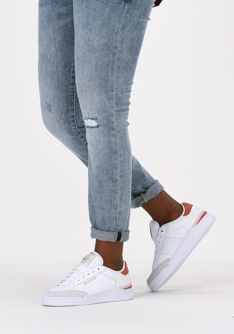 Witte REEBOK Lage sneakers AD COURT WMN  - large