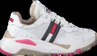 Witte TOMMY HILFIGER Lage sneakers COOL RUNNER WMN  - medium