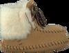 Bruine UGG Babyschoenen SPARROW  - small