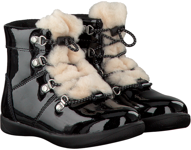 Zwarte UGG Sneakers AGER  - large