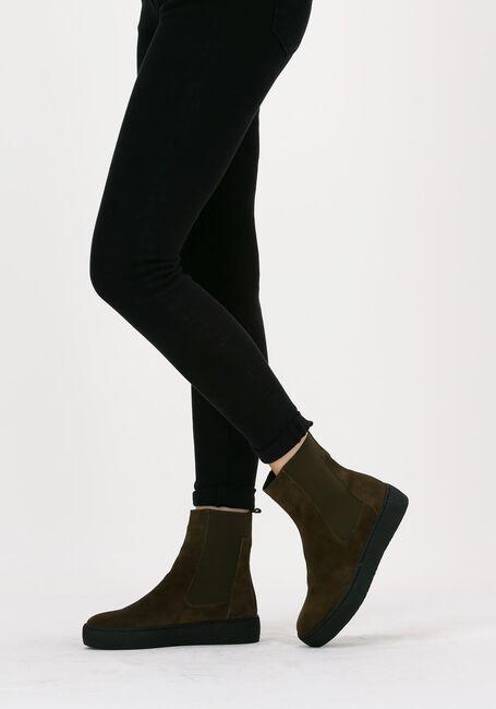 Groene CA'SHOTT Chelsea boots 22122  - large