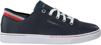 Blauwe TOMMY HILFIGER Lage sneakers GLITTER DETAIL CITY  - medium