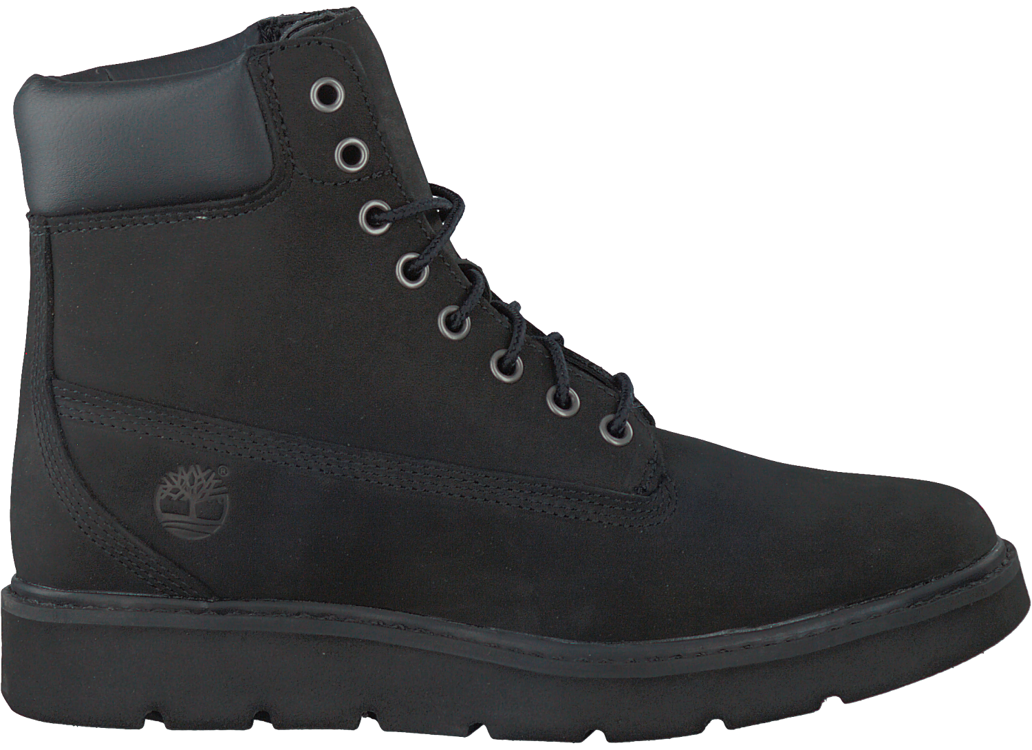 Zwarte TIMBERLAND Enkelboots KENNISTON 6IN LACE UP