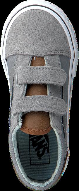 Grijze VANS Sneakers TD OLD SKOOL V - large