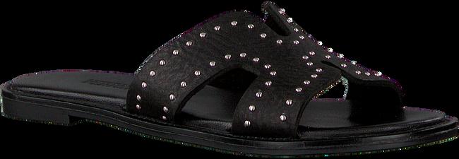 Zwarte VERTON Slippers 10179  - large