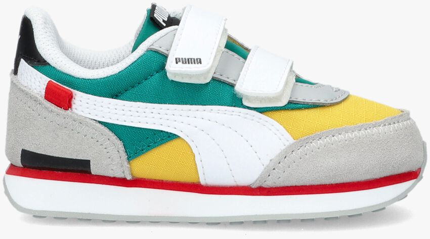 Gele PUMA Lage sneakers FUTURE RIDER PLAY ON INF  - larger
