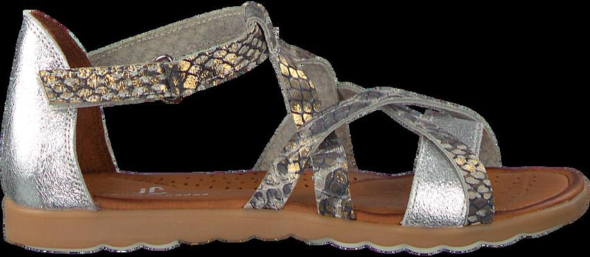Zilveren JOCHIE & FREAKS Sandalen 19542  - larger