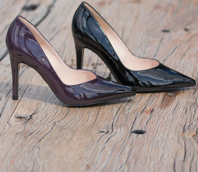 Paarse PETER KAISER Pumps DIONE  - large