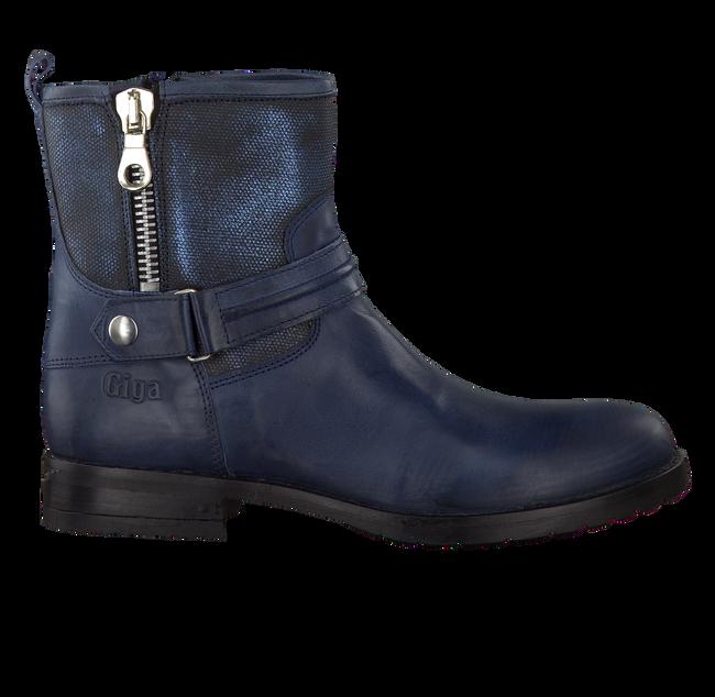 Blauwe GIGA Lange laarzen 5634  - large