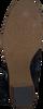 Zwarte SHABBIES Enkellaarsjes 182020214 SHS0740  - small
