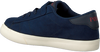 Blauwe POLO RALPH LAUREN Lage sneakers THERON PS  - small
